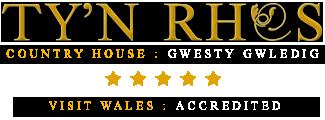Tyn Rhos Logo