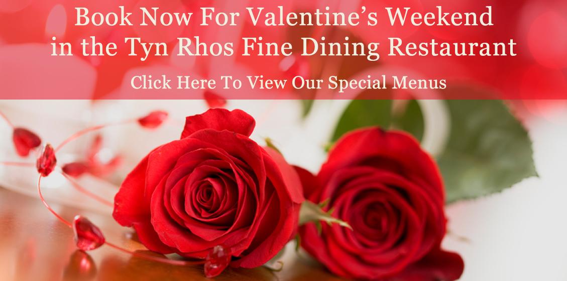 Ty'n Rhos Valentines Day 2016