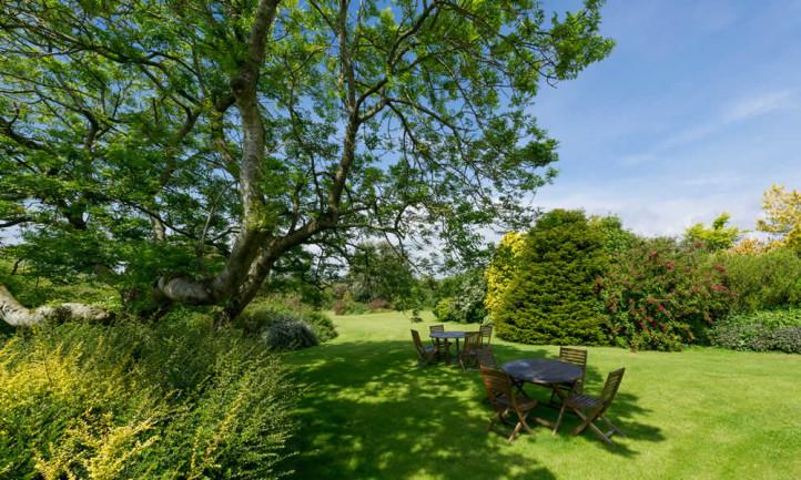 Breath-taking Garden Views