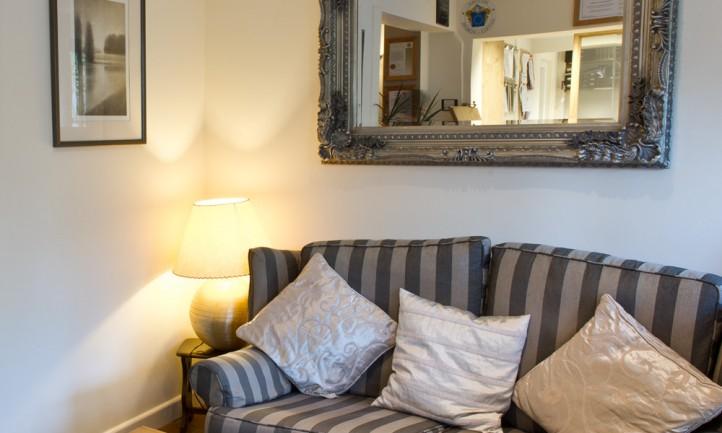 luxurious furnishings