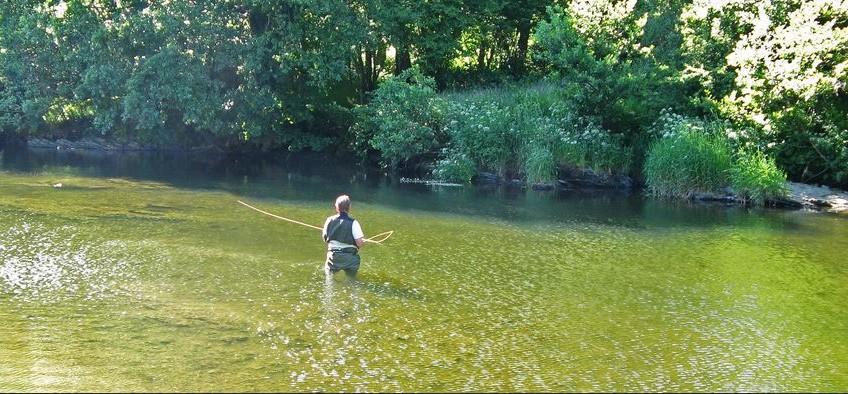 Fishing Snowdonia