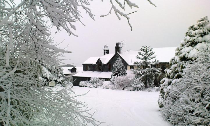 December at Tyn Rhos Snowdonia Hotel