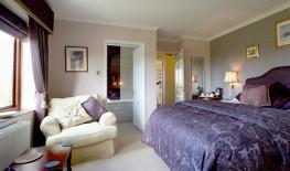 Tyn Rhos Superior Bedroom at Snowdonia Hotels