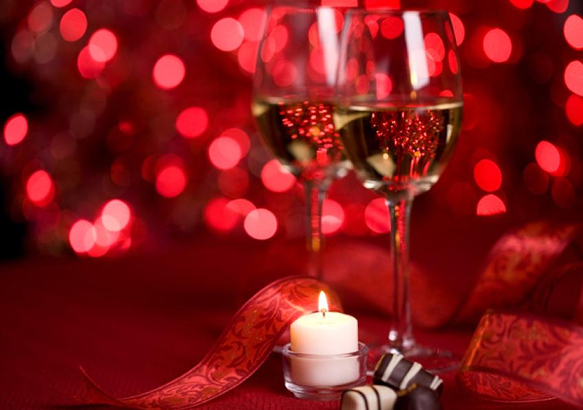 Dydd Santes Dwynwen & Valentine's Weekend 2015