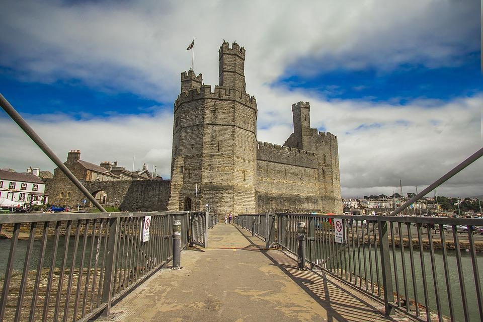The History of Caernarfon