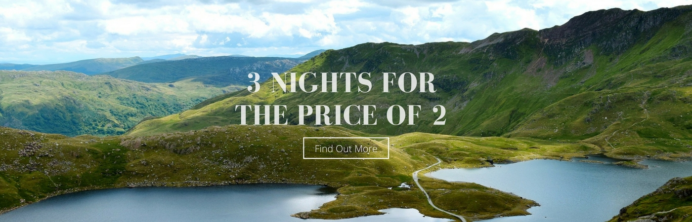 2 nights for 2 offer