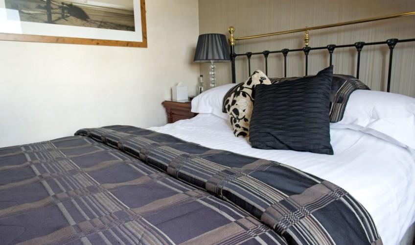 Bedrooms at Tyn Rhos