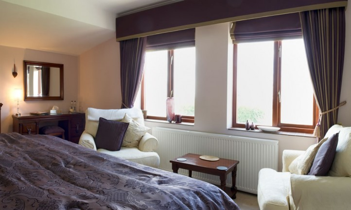 bedrooms at tyn rhos country house hotel