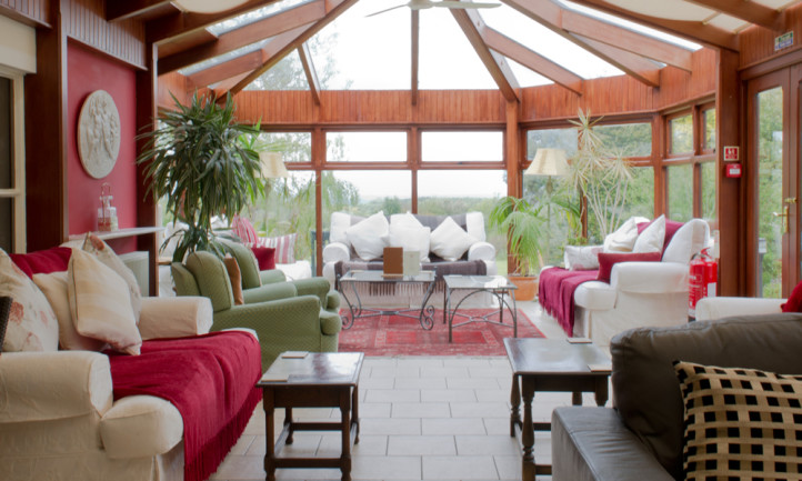 Beautiful Conservatory