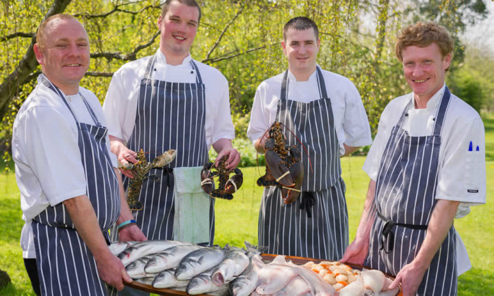 Talented Team Of Chefs