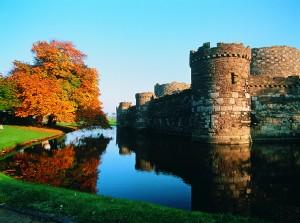 Beaumaris Castles Historic Sites N28-864-SP