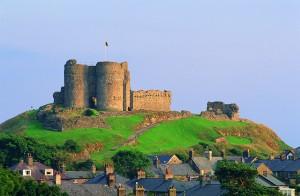 Criccieth Castles Historic Sites