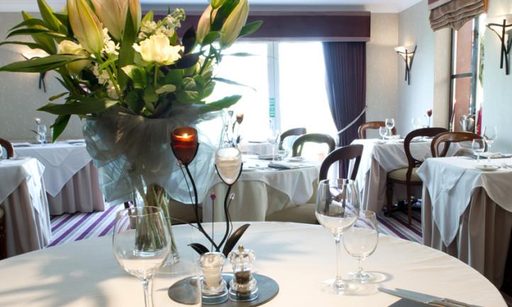 Tyn Rhos Dining Room